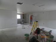 Sensory Center - walls are up May 2014 (2)
